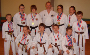 British Karate National Youth Championships 2007