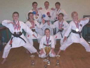 English-Karate-National-Junior-Championships-2003