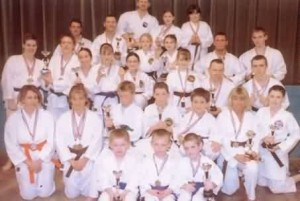 SKU-National-Kata-Championships-2003