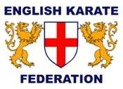 English Karate Federation Logo