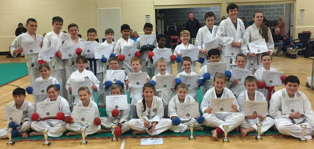 NWKA Club Kumite Competition 2015